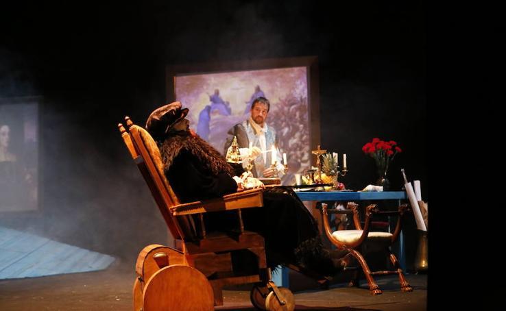 Primera jornada de la Feria de Teatro de Ciudad Rodrigo