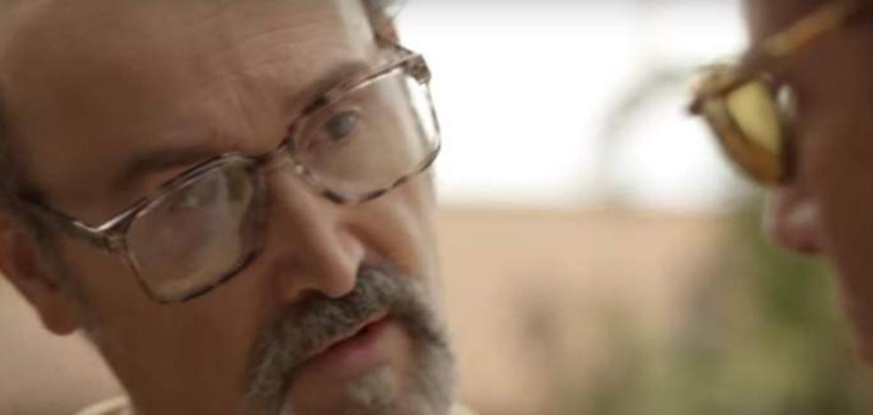 Javier Cámara, inmerso en su interpretación en 'Narcos'