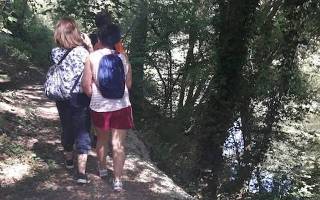La Diputación destina 75.000 euros al arreglo de senderos en la provincia