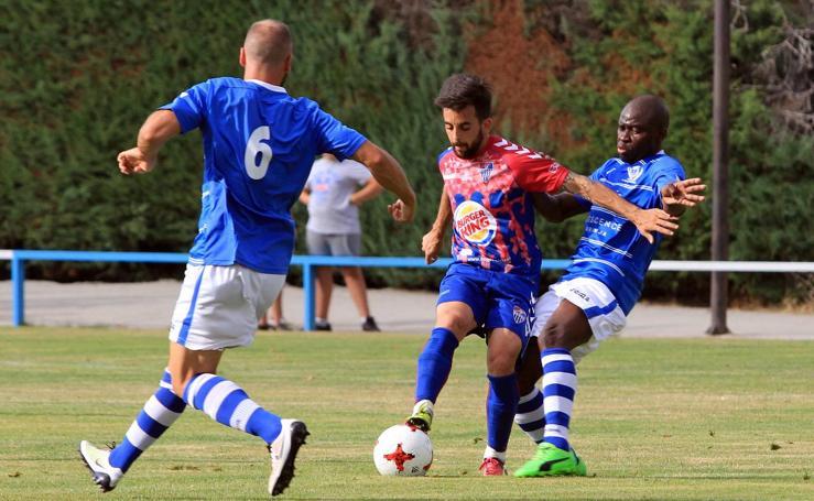 La Granja vence a la Gimnástica Segoviana en el Trofeo San Luis (2-1)