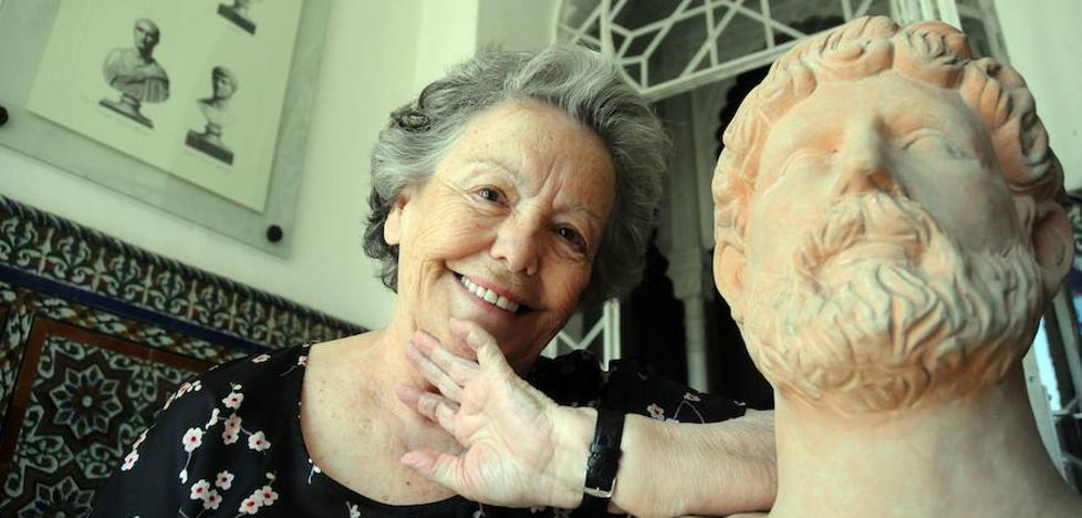 Renfe indemniza a la actriz María Galiana por un accidente en Burgos