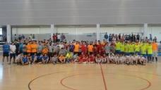 Alrededor de 200 participantes disputarán el Torneo Nacional de Fútbol Sala en Valladolid