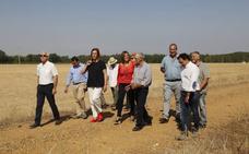 2.700 hectáreas del Bajo Valdavia pasarán a ser de regadío