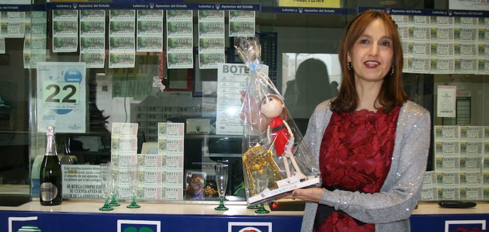El primer premio de la lotería nacional 'pellizca' a varios cuellaranos