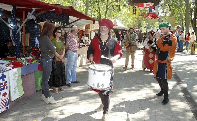 El Mercado Medieval homenajeará la figura de la Mujer Palentina