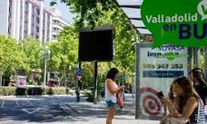 Valladolid contará con pantallas para saber dónde aparcar y el estado del tráfico