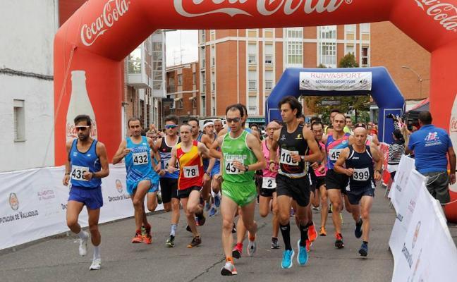 Roberto Rubén y Alicia Diago ganadores de la XXXIV Carrera Pedestre Virgen del Villar