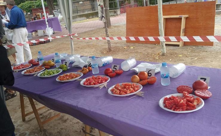 V Feria del Tomate en Tudela de Duero