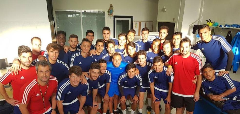 El CF Salmantino regresa a Tercera con solo dos de sus jugadores extranjeros