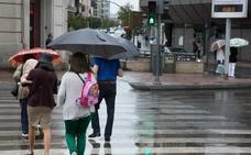 Castilla y León recibe aliviada las primeras lluvias de agosto