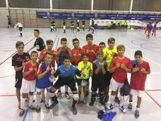 Salamanca FS y Rivas Futsal consiguen el II Torneo Valladolid Ciudad del Deporte