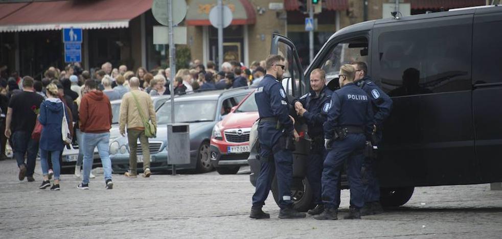 El verdadero nombre del yihadista de Turku es Abderrahman Bouanane