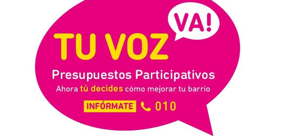 Estas son las 240 propuestas vecinales que estudia el Ayuntamiento de Valladolid
