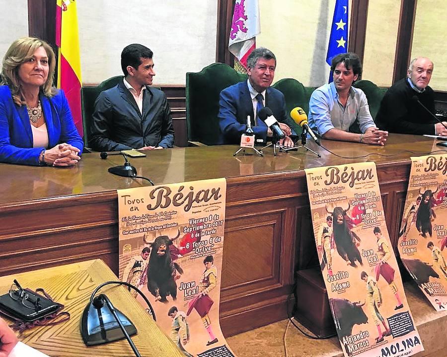 Las fiestas de la Virgen del Castañar tendrán un cartel de toros internacional