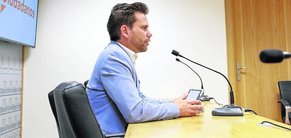 Ciudadanos pedirá al PP que baje el IBI y que acelere las inversiones previstas para 2017