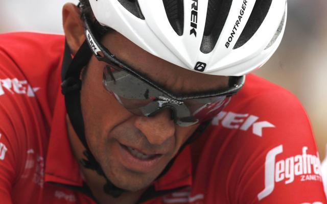 Contador pone emoción a la Vuelta