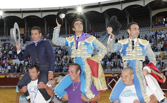 Palencia abre su feria de la mejor forma posible