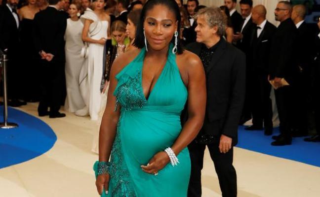 Serena Williams da a luz a una niña en Florida