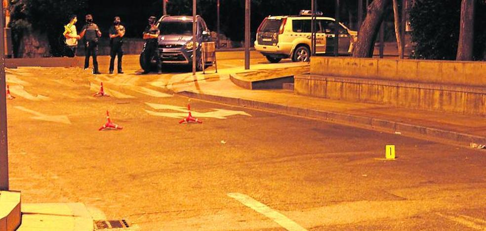 Detenido el autor de los disparos en un tiroteo por rencillas personales en Villamayor