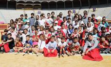 La Fundación Víctor Barrio traslada sus talleres infantiles a Palencia