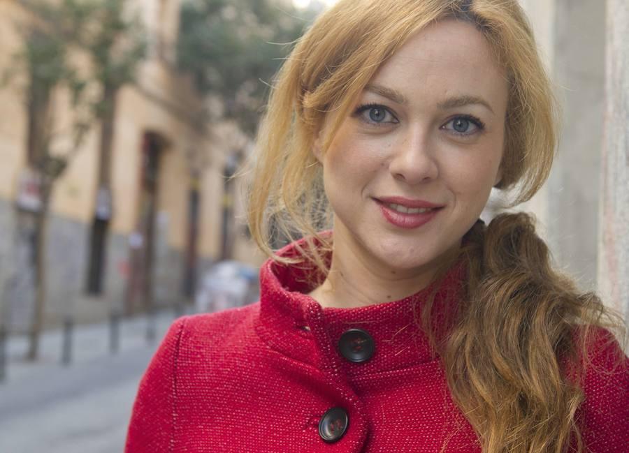 Marta Hazas: «Siempre quise ser actriz, el periodismo era un plan B»