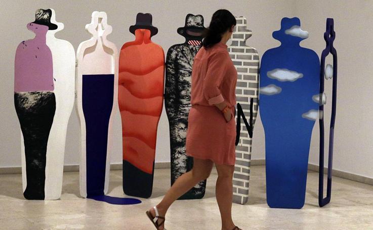 Exposición de arte pop en el Museo Patio Herreriano de Valladolid