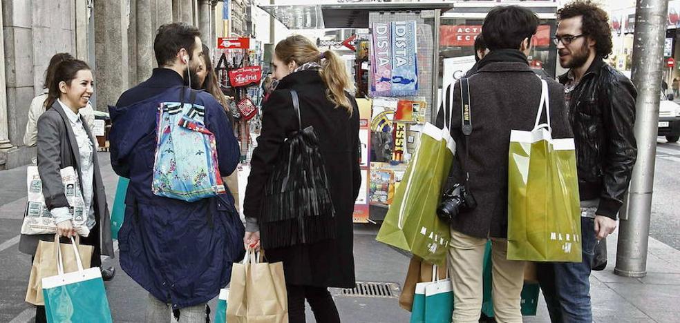 La confianza del consumidor sube en agosto y llega a máximos históricos