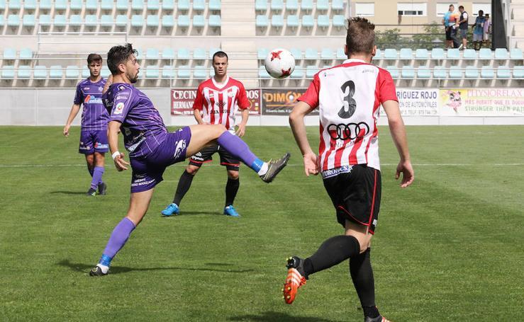 Palencia Cristo 1 - 3 Zamora
