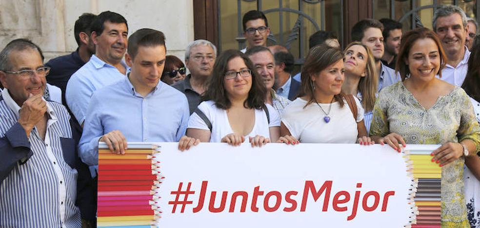 Miriam Andrés defiende un PSOE «comprometido y de respeto al militante»