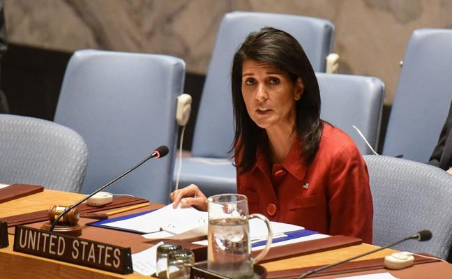 EE UU asegura que Kim Jong-un está «pidiendo una guerra»