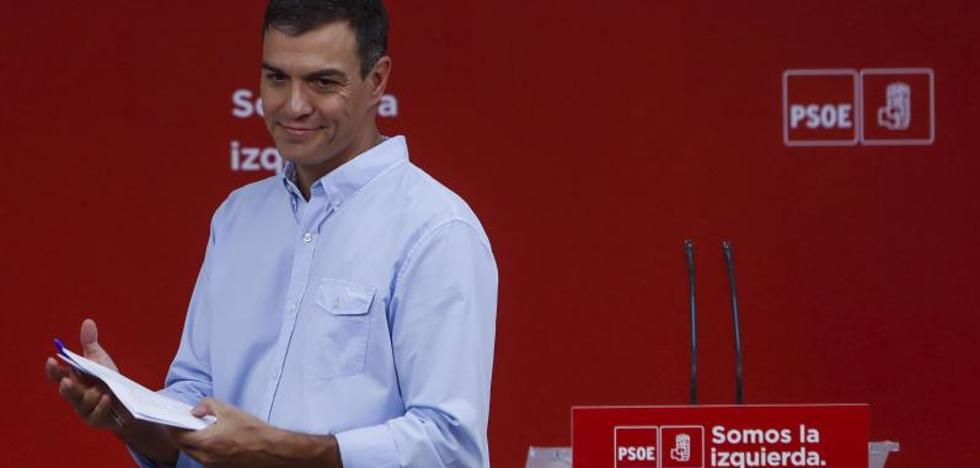 Sánchez propone una comisión en el Congreso para modernizar el modelo autonómico