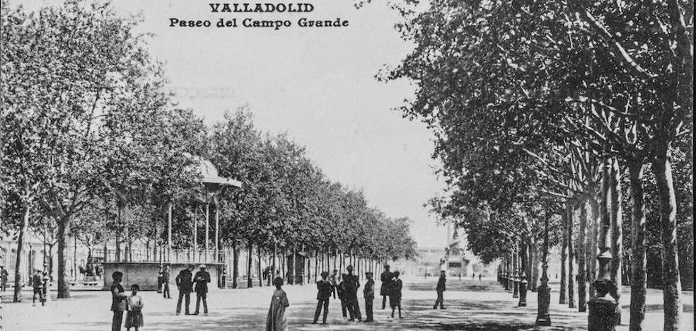 La feria de 1917, enturbiada por un accidente de tren cerca de Pozaldez