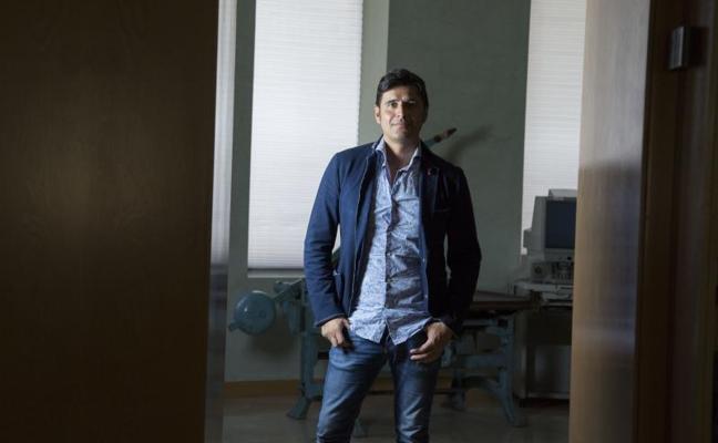 Jaime Valentín: «Yo canto para hacer disfrutar a los que me quieran escuchar»