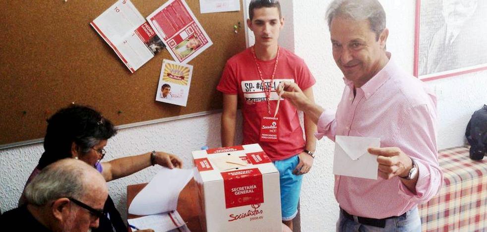 Aceves y Bayón ya son precandidatos para las primarias del PSOE segoviano