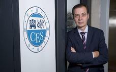 Germán Barrios, presidente del CES, destaca la capacidad de consenso de Villanueva