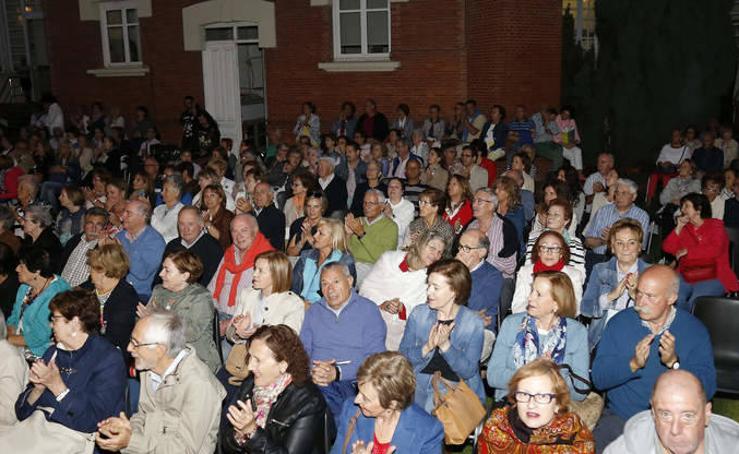 Concierto de Los Sellos en Palencia