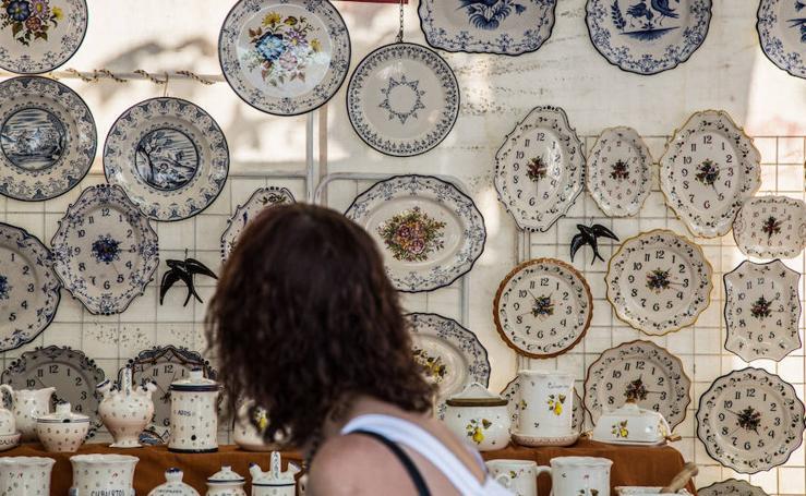 XXXIX Edición de la Feria de Cerámica y Alfarería de Valladolid