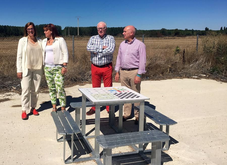 La Diputación recupera un espacio de ocio en Villanueva del Río