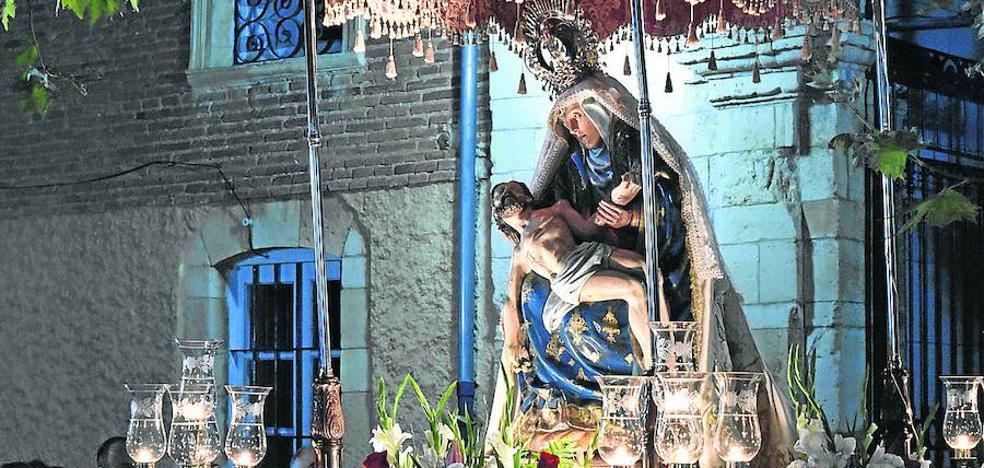 La devoción a la Virgen se extiende por la provincia