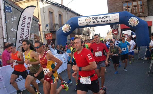 María Reyes Gutiérrez y Juan Carlos Pérez mandan en los 10 Kilómetros de Íscar