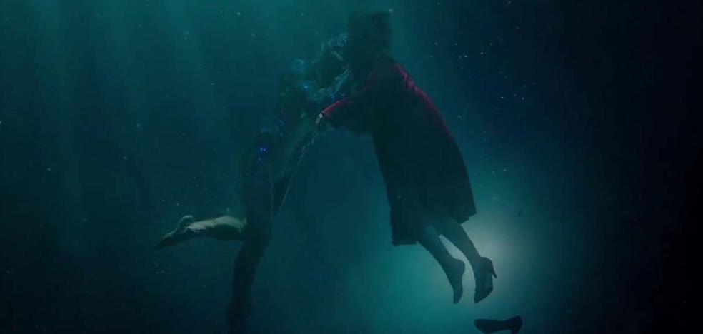 La Mostra de Venecia premia 'La forma del agua', de Guillermo del Toro
