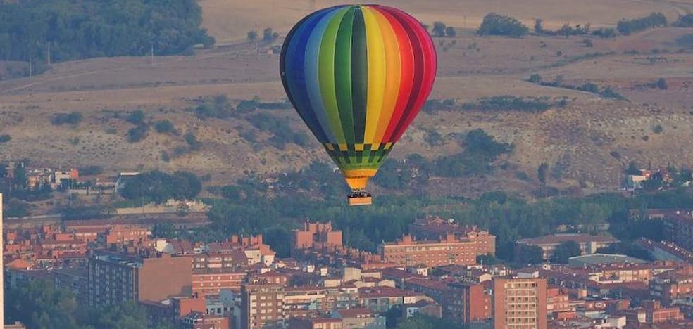 Volar en Globo a los 90 años
