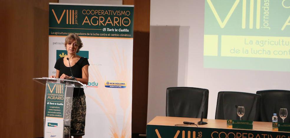 Tejerina: «Agricultores y ganaderos tienen que impulsar la lucha contra el cambio climático»