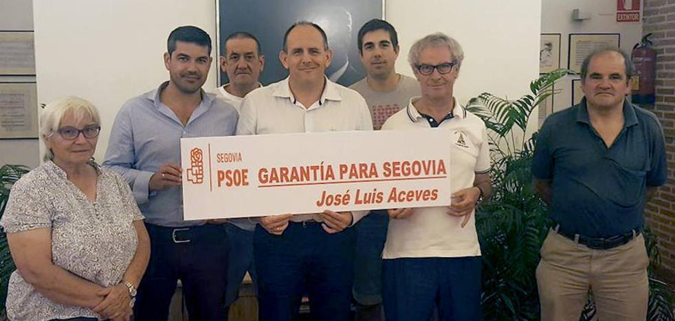 Aceves exige a la Junta que dote de fibra óptica al polígono de Valverde