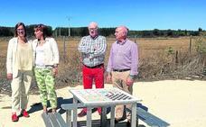 Villanueva del Río rehabilita una finca como zona de ocio y de encuentro vecinal