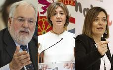 Cañete, Tejerina y Marcos abordan los retos del cambio climático en la agricultura