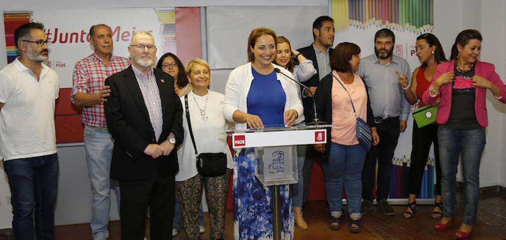 Miriam Andrés cree que la bicefalia en el PSOE de Palencia sería negativa