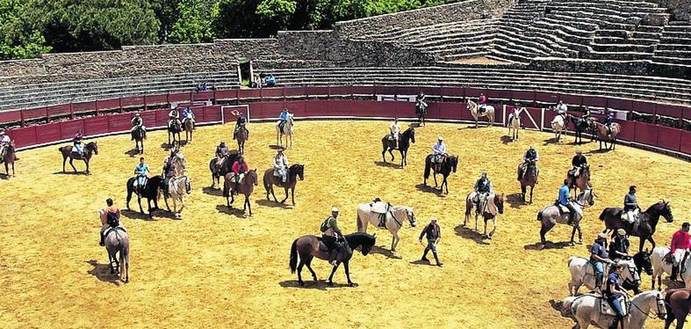 Las plazas de toros más antiguas alumbran el hermanamiento de Béjar con la ciudad peruana de Rímac