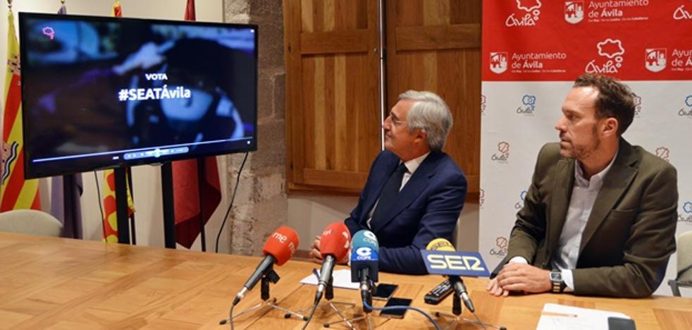 Ávila pasa a la fase final para dar nombre al nuevo Seat