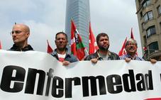 Las enfermedades profesionales se disparan en la región diez veces más que en el resto España